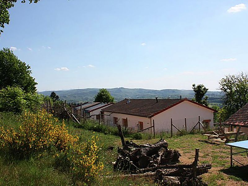 Ferienhaus Gite - Châtel-Montagne gite 1 corner