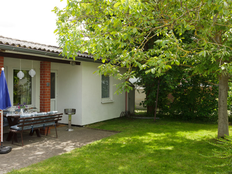 Bungalow 16 am Gespensterwald