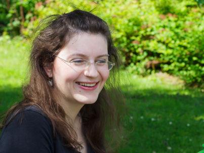 Your host Anna Aurich-Räsänen