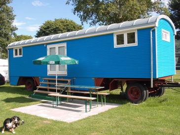 Ferienhaus Zirkuswagen