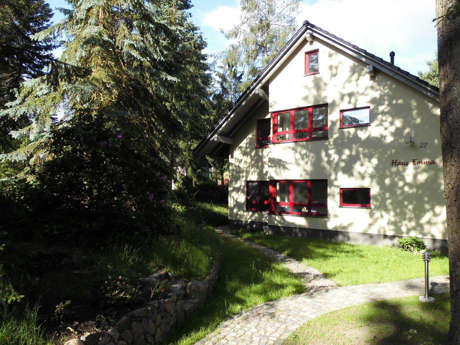 Haus Emma mit 2 Ferienwohnungen