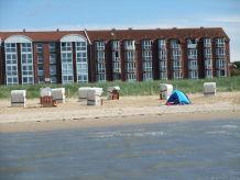 Ferienwohnung Meerblick-Ferienwohnung Strandläufer
