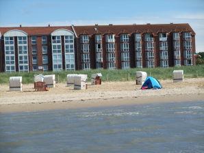 Meerblick-Ferienwohnung Strandläufer