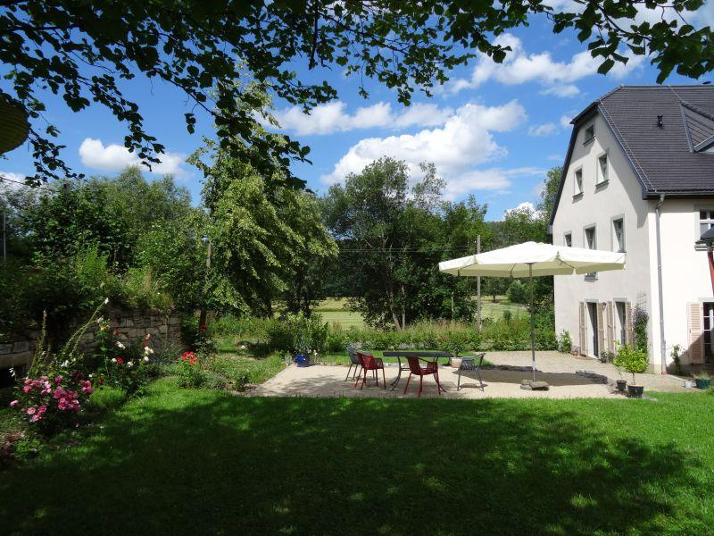 Ferienwohnung Vorwerk Biensdorf 2