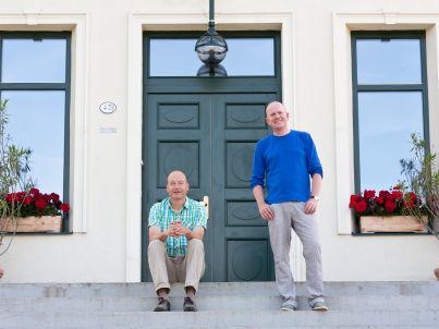 Your host Lennard & Jeroen