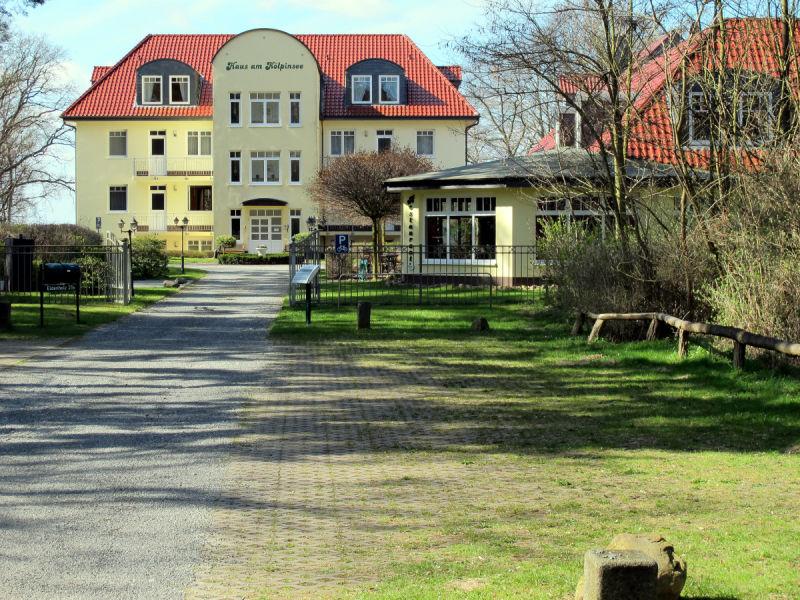 """Ferienwohnung """"Haus am Kölpinsee"""" mit Seeblick (3.2)"""