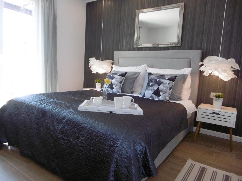 Ausstattung Villa Luka Apartment Gray mit Pool