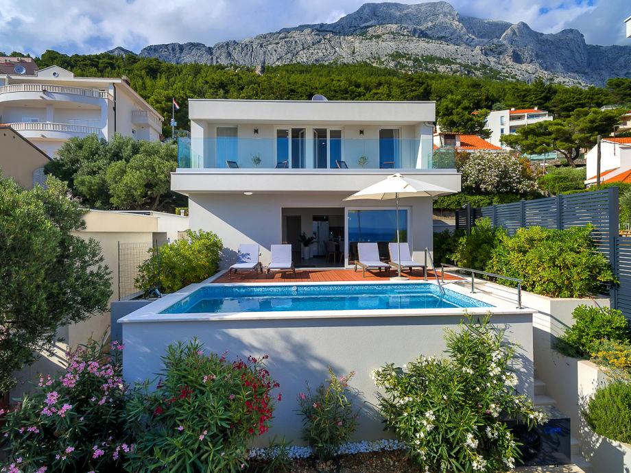 Außenaufnahme Villa Zagradina