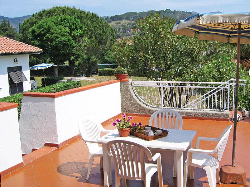 Ferienwohnung Baia Azzurra Residence