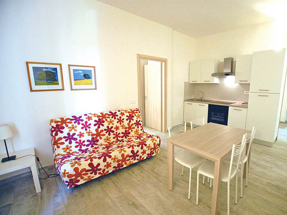 Ausstattung Casa Guidi Appartamenti Typ D 5