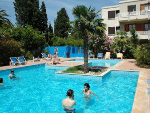 Holiday apartment Gli Eucalipti Residence Typ E