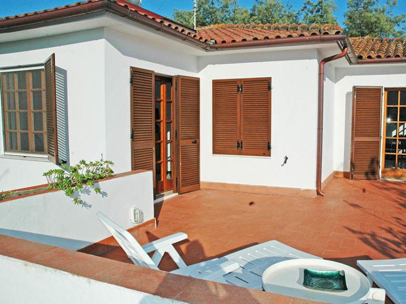 Holiday apartment Villetta 6 posti con doppi servizi  - LE PALME APP