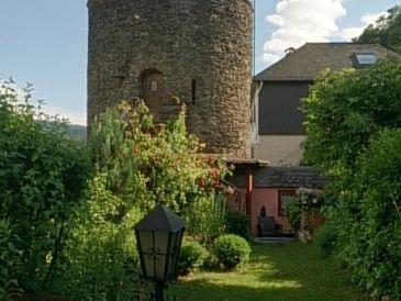 Holiday apartment Hexenturm Glassner-Langa