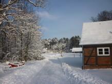 Gutshof Groß Zecher am Schaalsee - Ferienhaus -