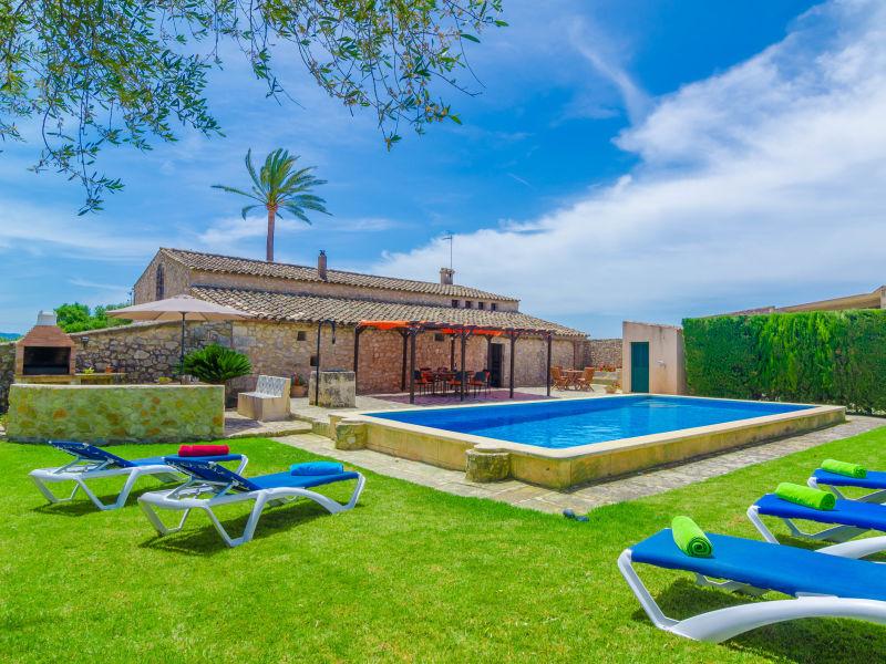 Villa Aubadallet (Can Randa)