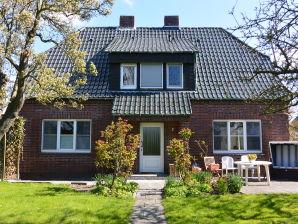 Ferienwohnung Wattwurm im Friesenhaus Hohenhenne