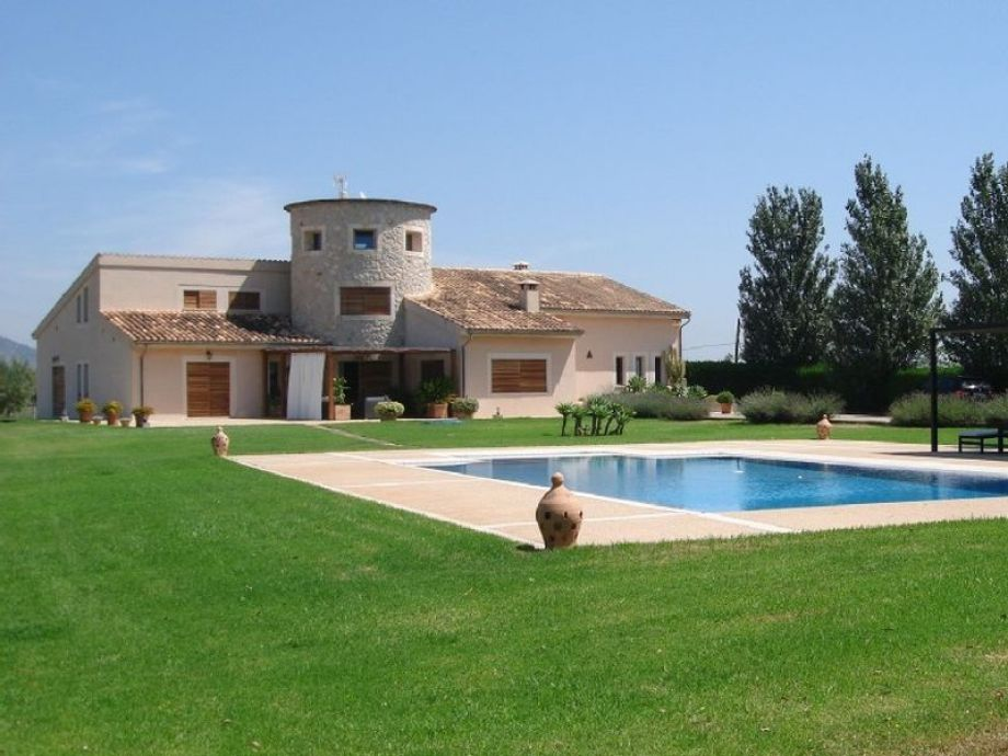 Villa Munar with garden and swimming pool