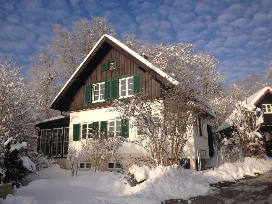 Zu jeder Jahreszeit ein Traum - Ferienhaus Ammersee