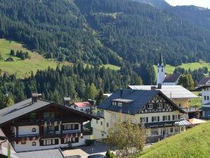 Ferienwohnung Alp-Chalet 3-Raum Wohnung 52qm Bergbahnticket inkl.