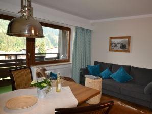 Ferienwohnung Alp-Chalet 3-Raum Wohnung Sommer-Bergbahnticket inkl.