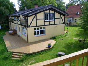 Holiday apartment 1 in Refugium Uckermark