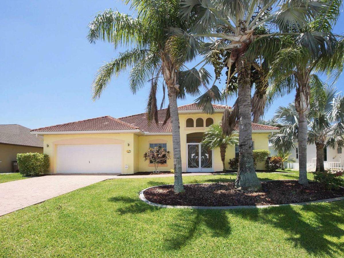 Villa Sunlight, Florida, Cape Coral - Firma Dream Coast Management ...