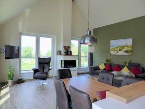 Ferienwohnung Nordsee Park Dangast - Penthouse Glücksmomente