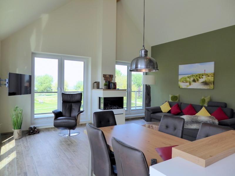 Ferienwohnung Penthouse Glücksmomente - Nordsee Park Dangast