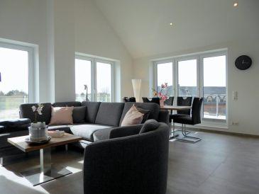 Ferienwohnung Penthouse Jadeloft 5/7 - Nordsee Park Dangast