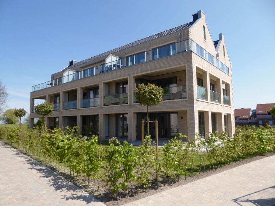 Ferienwohnung Nordsee Park Dangast Apartment Deichperle