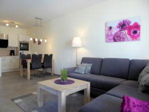 Ferienwohnung Nordsee Park Dangast - Apartment Seeluft 4/5