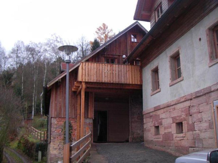 Außenaufnahme Charmantes Ferienhaus S 8387 in Kulmbach