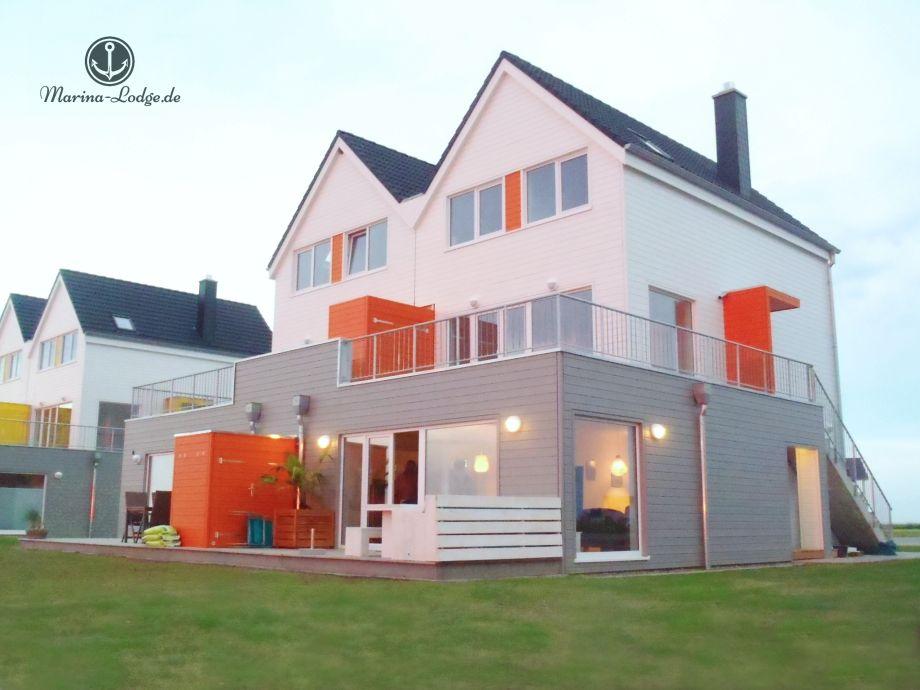"""Herzlich Willkommen in der """"Marina Lodge"""""""