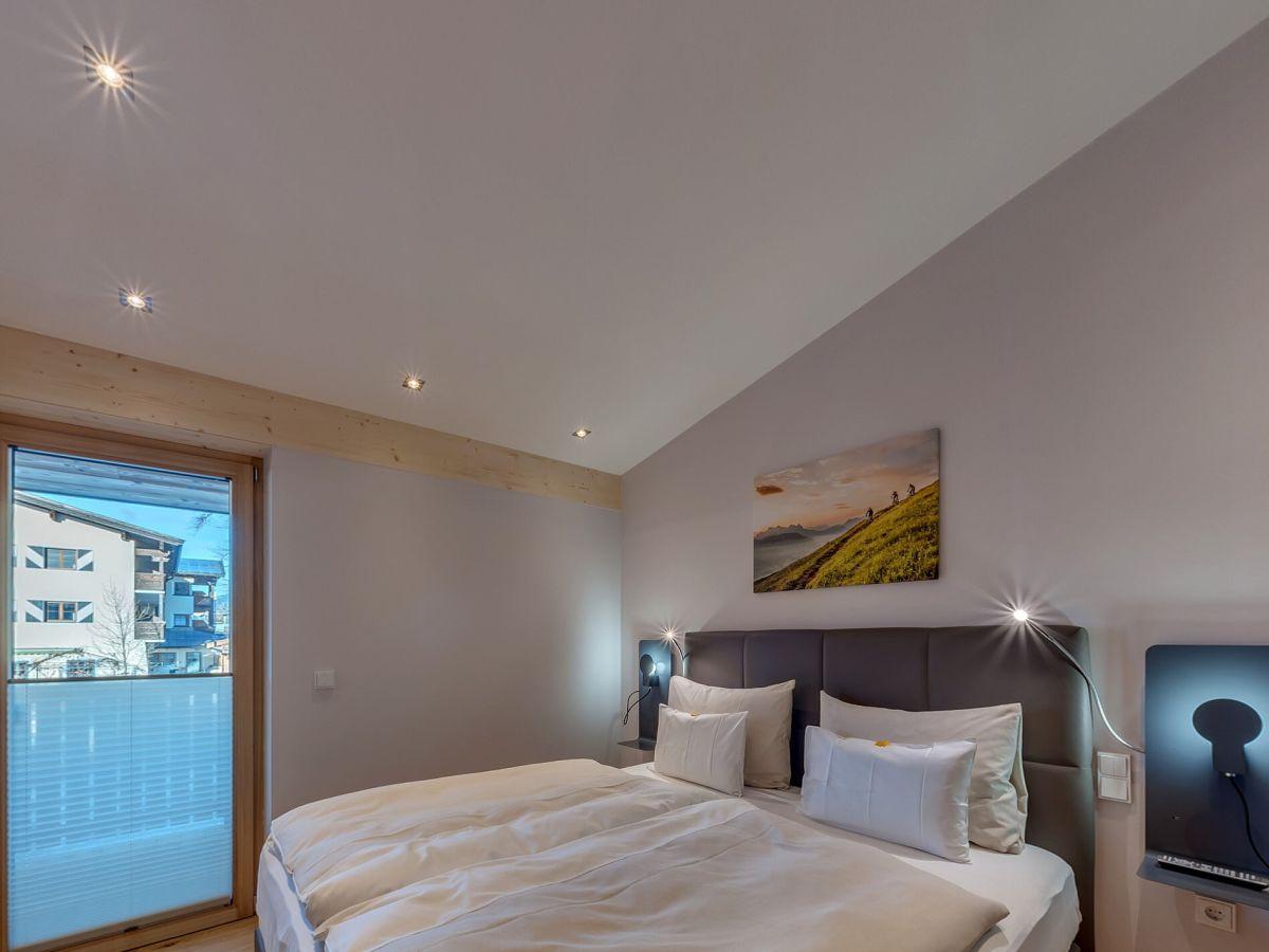 Schlafzimmer Stefan | Ferienwohnung Das Stefan Oberndorf Bei Kitzbuhel Firma Das Stefan