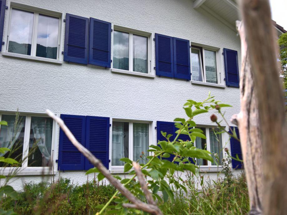 Haus mit Ferienwohnung im Erdgeschoss