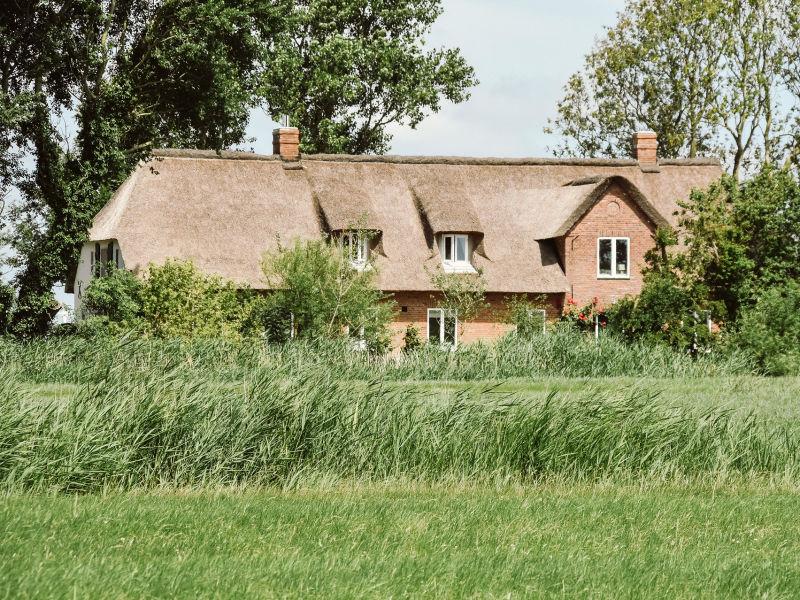 Landhaus Huus Uelvesbüll - Ost
