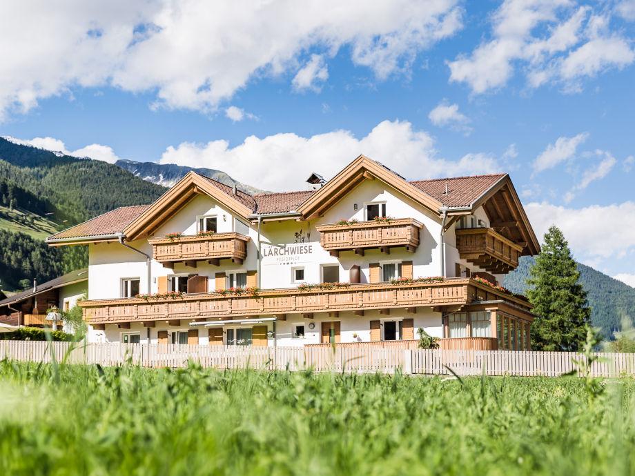 Residence Lärchwiese Sommer
