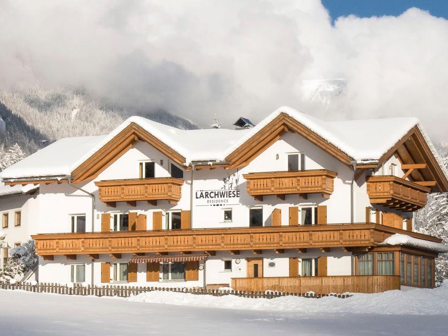 Residence Lärchwiese Winter