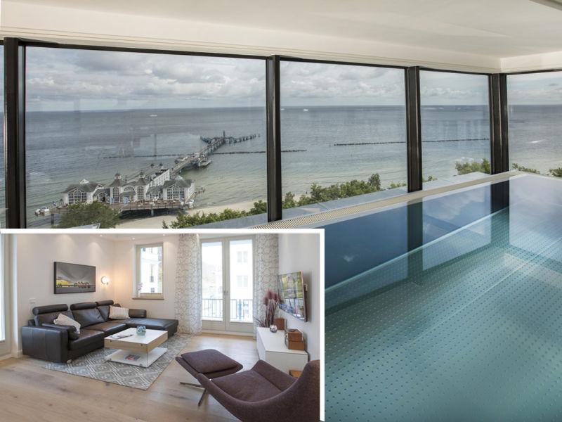 Ferienwohnung SPA Apartment FIRST Sellin