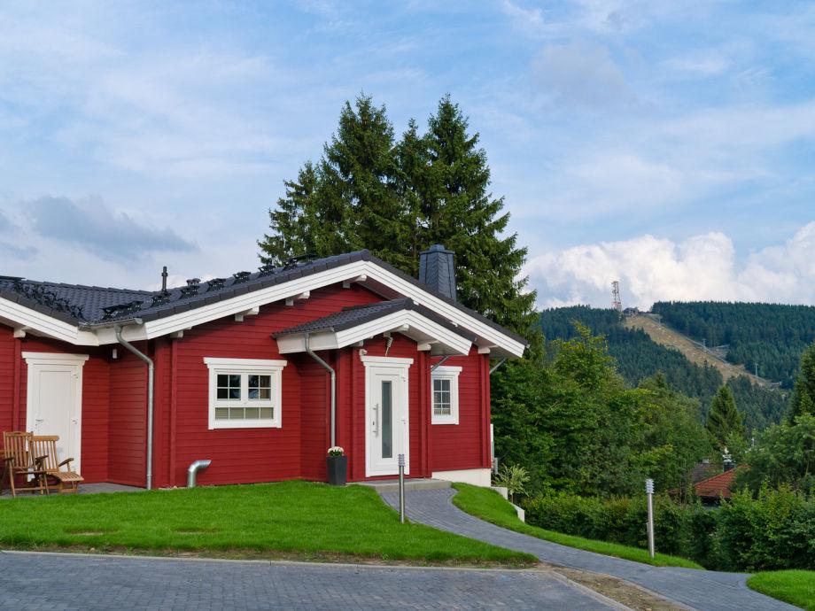ferienhaus blockhaus luchs nordharz goslar firma ferienhausvermietung blockhaus luchs frau. Black Bedroom Furniture Sets. Home Design Ideas