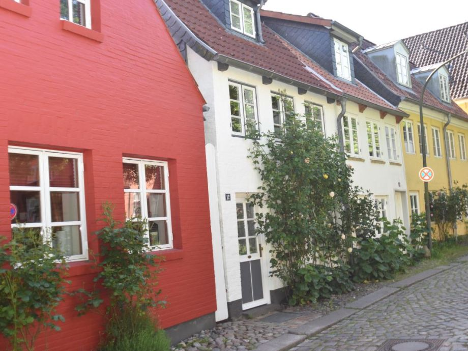 Außenaufnahme Altes Steuermannhaus