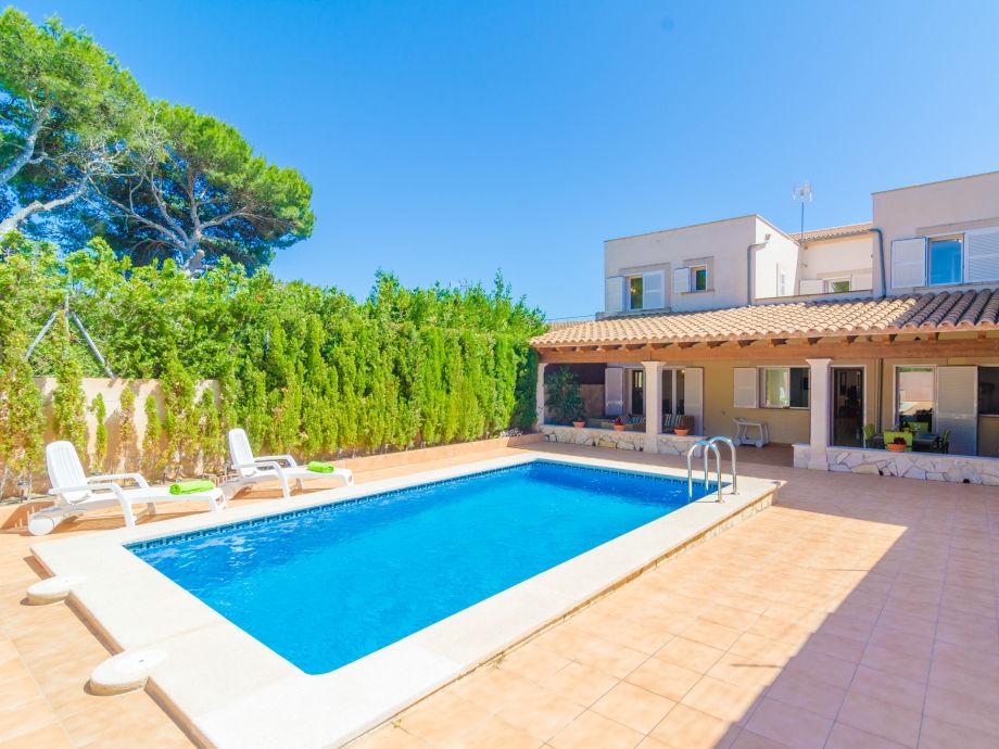 Villa Abeurador mit privatem Pool