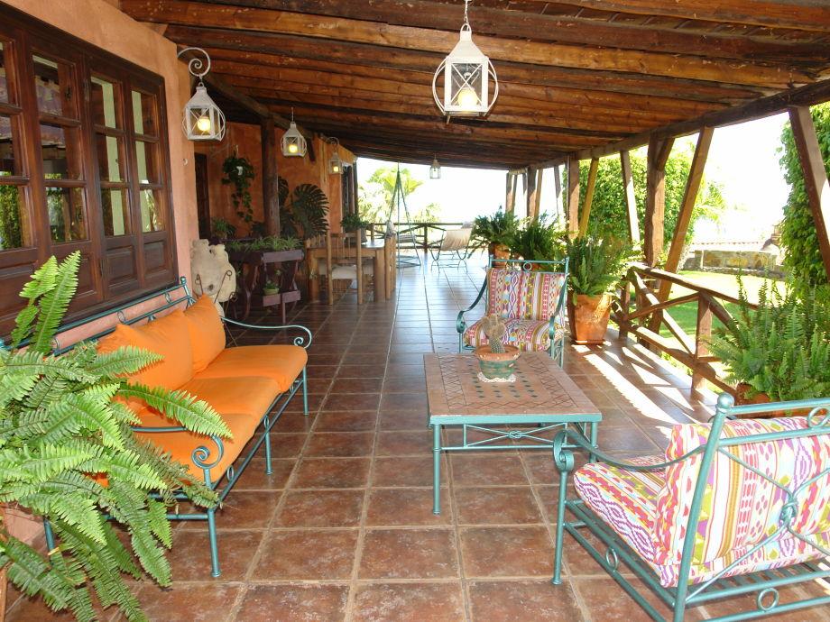 Außenaufnahme Casa Tara