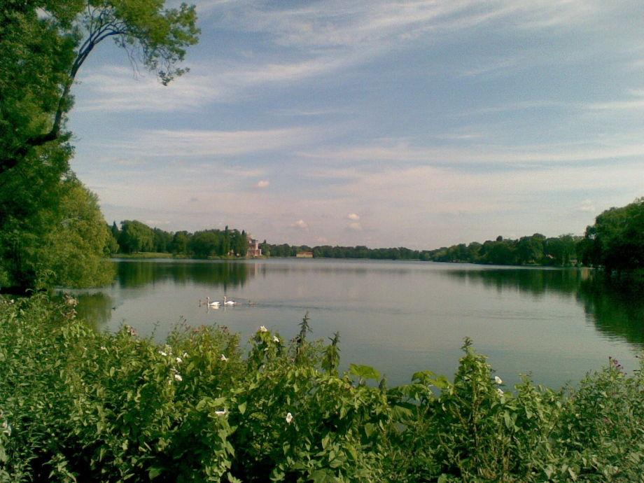 Heiliger See 100m entfernt