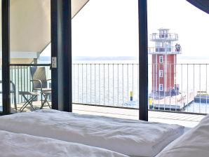 Seeblick - Apartment - Maisonette - Weisses Haus Plau