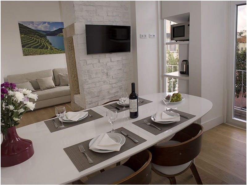 Ap31 - Beautiful two bedrooms apartment with balcony