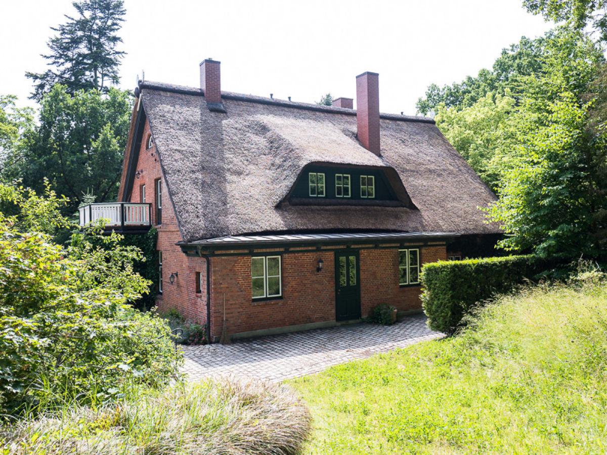 Ferienhaus Rotes Haus Friedrichsruh Aumühle Herr Andreas