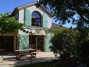 Ferienwohnung Villa - Les Vans 5pers