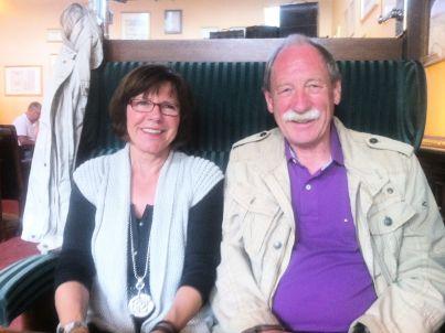 Ihr Gastgeber Ruth und Horst Dieter Uhlmann