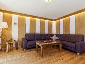 Apartment EG Bayern-Chalets